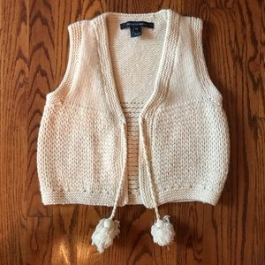 French Connection Sweater Vest, Size XS